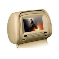 Buy cheap FZ-666C 7 Inch Headrest Car DVD Player from wholesalers