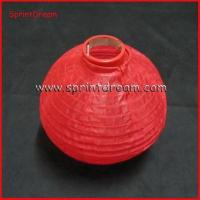 Quality Battery operated silk lantern for sale