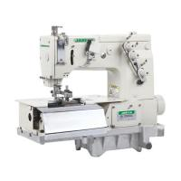 Buy cheap Double Needle Double Chaimstitch Sewing Machine (with Front Cutter For Belt Looping) JA2000C from wholesalers