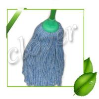 Quality blue pure cotton mop, K-NK-300 for sale