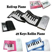 Quality 49 Keys Hand Roll Piano for sale