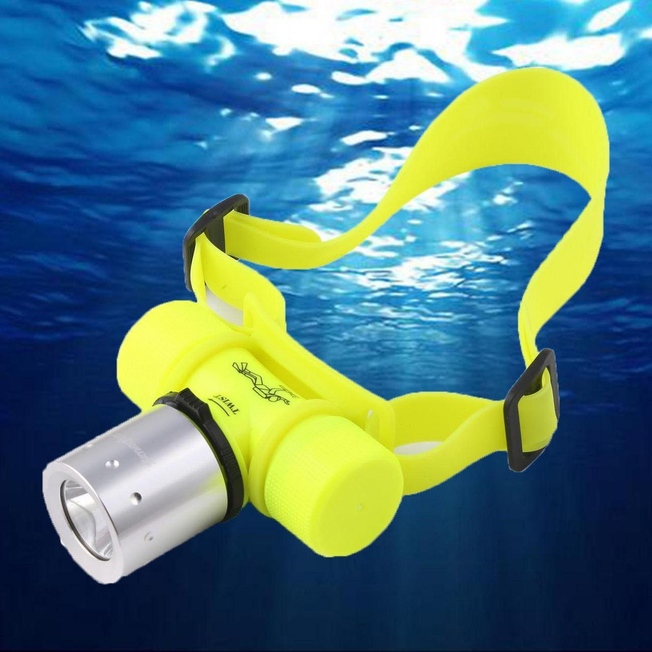 Quality FL069D LED Diving Headlight Torch for sale