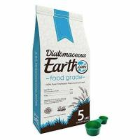 Quality Diatomaceous Earth 5 Lbs Food Grade DE - Includes Free Scoop for sale