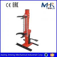 Quality 1Ton Auto Tool Manual Operated Vertical Hydraulic Strut Coil Spring Compressor for sale
