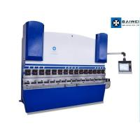 Buy cheap Full Automatic CNC Control Hydraulic Press Brake from wholesalers