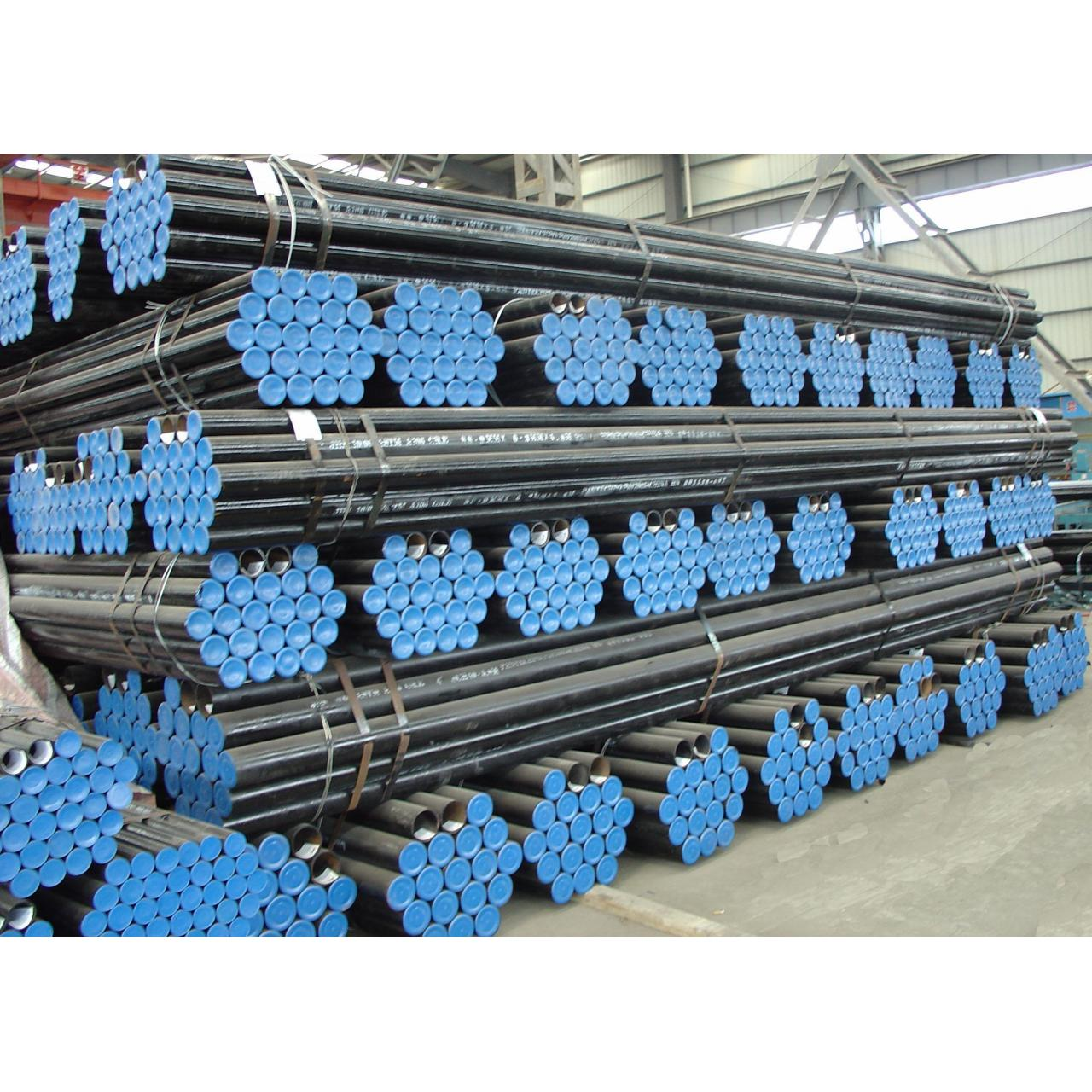 Quality ASTM A333 Seamless Carbon Steel pipe for sale