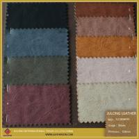 Quality Colorful Fabric Leather Fabric Synthetic Leather for Shoe or Sofa for sale