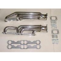 China chevy camaro sbc 283 305 327 350 400 v8 t3 twin turbo exhaust manifold on sale