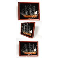 Quality USS CONSTITUTION HALF-SHIP for sale