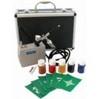Quality COMP MINI AIR - BATTERY - A138 AIRBRUSH+5 X PAINTX 6 STENCILS Air & Pneumatic Tools for sale