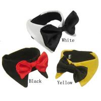 Quality Pet Supply Dog Products Wholesale Large Dog Bow Tie Cool for sale