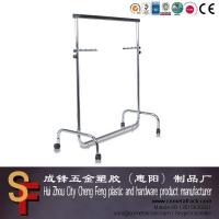 Quality Rolling Metal Garment Rack for sale