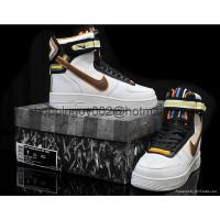 China Men shoes Nike Riccardo Tisci Air Force 1 Mid Leather Sneakers givenchy AF1 Cheap shoes on sale