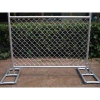 Quality Chain Link Temporary Fencing for sale