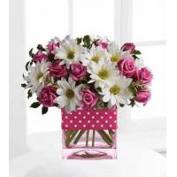 China Summer Teleflora's Polka Dots and Posies on sale