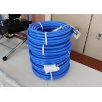 Quality High Pressure Airless Paint Sprayer Hose With 3/8inch Diameter For Paint Sprayer Machine for sale