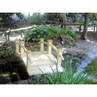 Garden Bridges Windsor Cedar Wood Bridge, WGB-60, 28