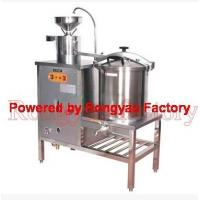 Quality RY-ET-YL09A Gas automatic Micro-pressure soybean milk machine Bean curd machine for sale