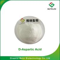 Quality D-Aspartic Acid/Hot Selling Food Additives D-Aspartic Acid Powder Made in China for sale