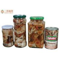 Buy cheap Healthy Mixed Canned Marinated Mushroom High Temperature Sterilization from wholesalers