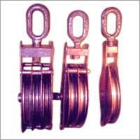 Quality Wire Rope Pulley Blocks for sale