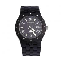 Quality Man High Quantity Waterproof Wooden Watch for sale