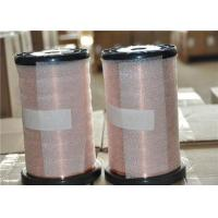 Quality Insulated Submersible Motor Winding Wire , Round Enamelled Copper Winding Wire for sale
