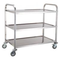 Buy cheap Commercial Restaurant and Hotel Food Catering and Serving Trolley from wholesalers