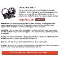 Buy cheap Forklift Drive Axle from wholesalers
