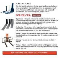 Buy cheap Forklift Fork from wholesalers