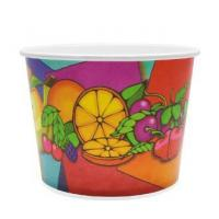 Quality 16 Oz. Fruity Frozen Yogurt Cups 1000/Case for sale