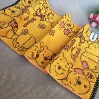 Quality Teddy Printed Cotton Face Towel / Soft Hand Towels Reversible 100 Percent Cotton for sale