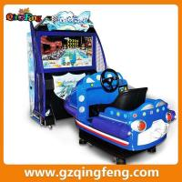 game center All dynamic Go Go Boat car paint simulator racing game machine
