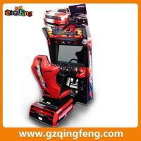 promotion coin operated Speed driver4 amusement city racing car games machine