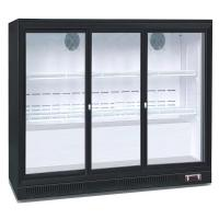 Buy cheap Three slidng doors beverage back bar cooler from wholesalers