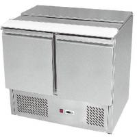 Quality Europe type Refrigerated counter saladette Static cooling for sale