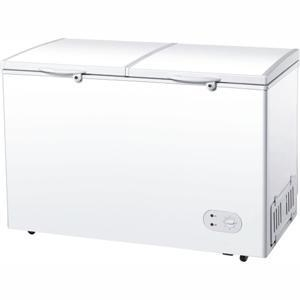 Buy 358L white cheap commercial freezer Ice Cream Chest Freezers at wholesale prices