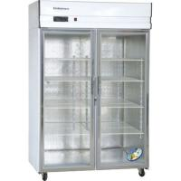 Quality Commercial Auto-closing door Kitchen Refrigerator showcase for sale