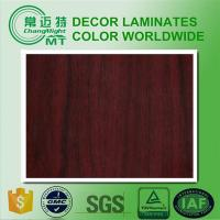 Quality Corcassian Walnut ceiling panel of high pressure laminate/Wood grains2042 for sale