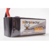 Quality Nitro Nectar 4S 1800 mAh Battery with Removable Balance Lead (RBL) & Aluminum Shield for sale