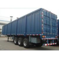 Quality CURTAIN SIDE TRAILER for sale