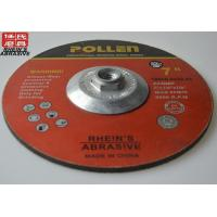 China 7Inch X 1/4Inch X7/8Inch Disco Grinding Wheel,Application Aluminum Oxide Wheel on sale
