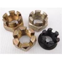Hex Slotted Nuts(Castle Nuts)