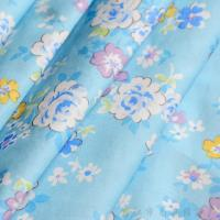 Quality 2017 Factory Price Plain Poplin Cotton Printed Bed Sheet Fabric for sale