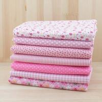 Quality Hebei nihidi textile pink breathable twill woven 100% cotton printed fabric for sale