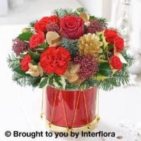 Buy cheap Festive Floral Drum from wholesalers
