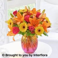 Buy cheap Autumn Sunset Vase from wholesalers