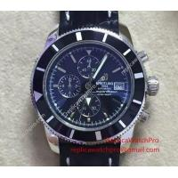 Buy cheap Japan Grade Replica Breitling Superocean Heritage Chronograph Watch Mesh Band from wholesalers