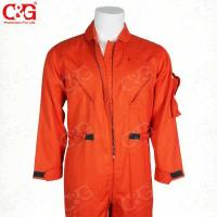 Quality Nomex IIIA Flame Resistant Clothing nomex Aramid IIIA fire resistant coverall for sale