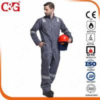 Quality Nomex IIIA Flame Resistant Clothing FirePro Aramid IIIA coverall for sale